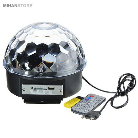 دستگاه رقص نور اسپیکردار